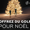 Cadeau de Noël - Pack de 2 green fees France