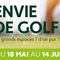 10 green fees France + 3 offerts porteur e-carte Be Golf